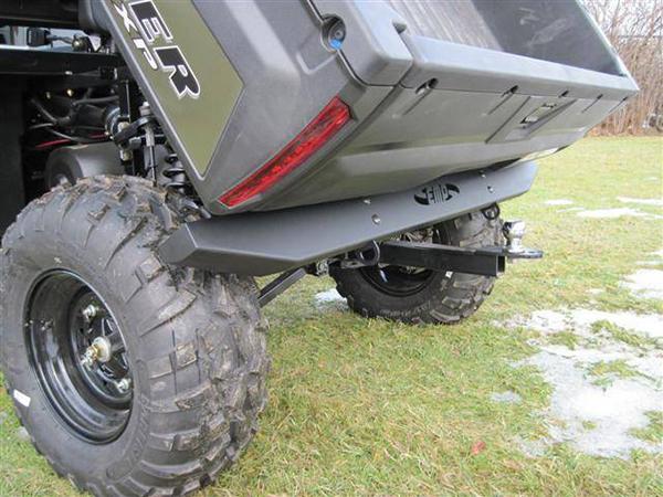 Ranger 500/700/800 Rear Bumper with EMP Logo
