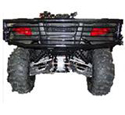 Savant Rear Honda 650/680 Rincon Brush Bumper