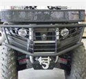 Savant Front Yamaha 350/400/450 Grizzly/Kodiak Brush Bumper