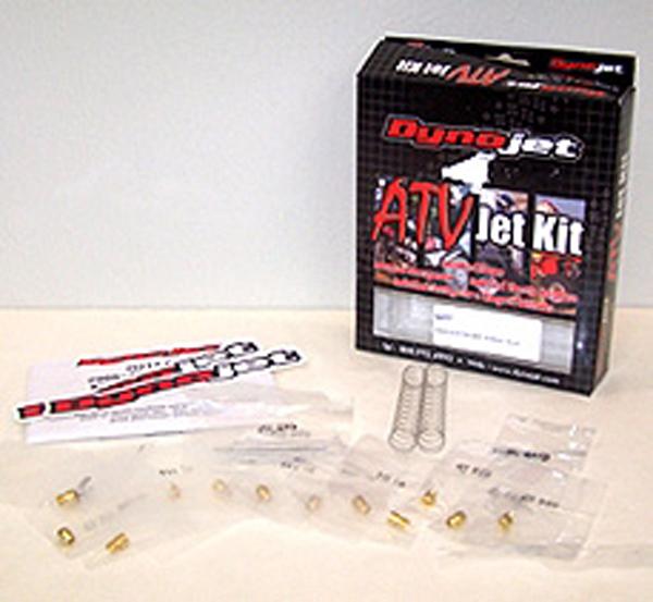 Dynojet Q415 Jet Kit for YFM660 Grizzly 02-08