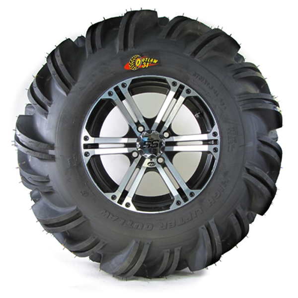 Outlaw Tire 28X9.50X12