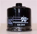 K&N Oil Filter for Kawasaki/Arctic Cat/Suzuki/Yamaha/Bennche