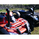 Triangle ATV Snorkel Riser Kit Honda 420 Rancher (07-13)