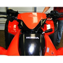 Triangle ATV Snorkel Stealth Kit Honda 650 & 680 Rincon