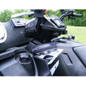 Triangle ATV Snorkel Stealth Kit Polaris Sportsman 550/850 XP (09-12)