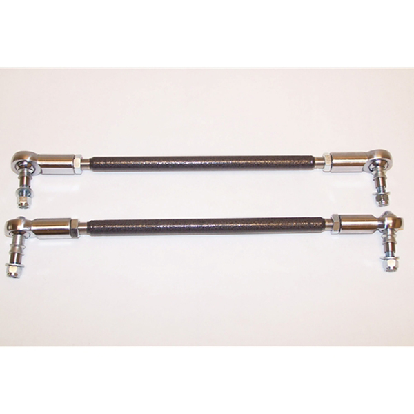Two Tie Rod Sets Compatible With Honda Foreman Rubicon 500 TRX500 FPA 4x4 EPS 2009-2014