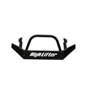 EMP Front Winch Bumper with High Lifter Logo for Polaris RZR 900 XP (11-13)