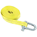 12' Tow Strap With Shackle
