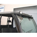 Salient Designs Roof w/Stereo Package, Aux. Light Kit, Switch Panel for Polaris Ranger 800 Crew (10-12)
