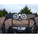 AudioFormz 9 Watt White LED Rear Light Upgrade on RZR/Ranger/Commander Tops