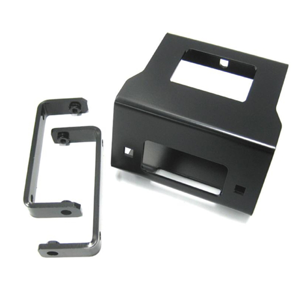 96 Winch Mount For 500 Ho Polaris Click Image For