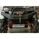 EMP Front Winch Bumper with High Lifter Logo for Polaris Ranger 900, Ranger 900 Crew