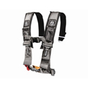 "Pro Armor 4-Point 3"" Harness (Black) w/Sewn In Pads"