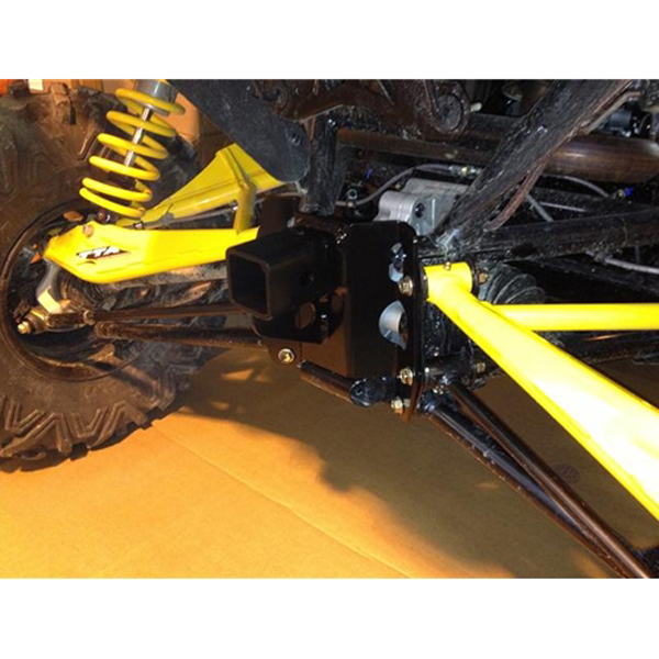 Yellow High Lifter Rear Tow Hook for Can-Am Maverick 1000