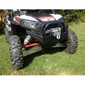 Front Winch Bumper for Polaris RZR 1000 XP with High Lifter Logo (2014)