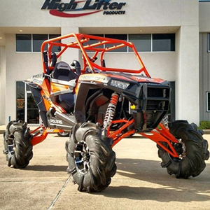 "10"" Big Lift Kit Polaris RZR 1000 (2014)"