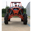 "10"" Big Lift Kit Without Trailing Arms Polaris RZR 1000 (2014)"