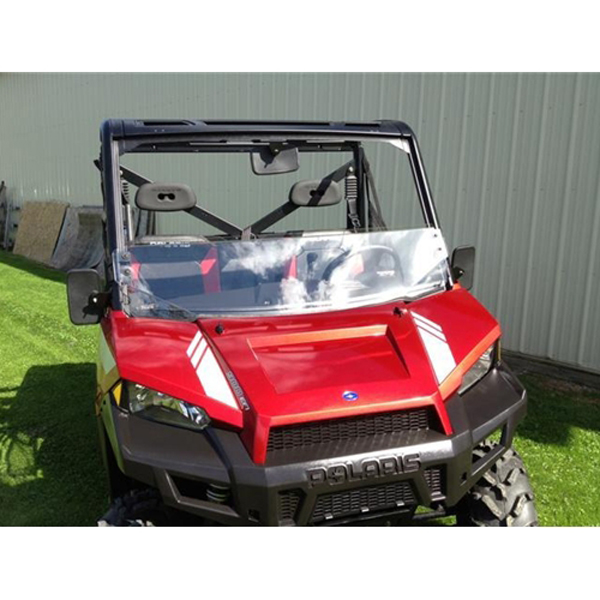 EMP Half Windshield for Polaris Ranger XP 900 and Full Size 570
