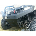 EMP Honda Pioneer 700 Front Bumper / Brush Guard with Winch Mount