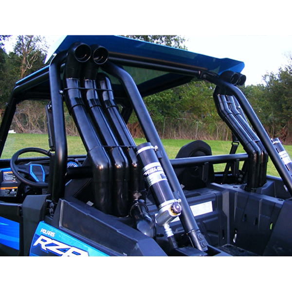 Triangle ATV Snorkel Riser Kit for Polaris RZR XP 1000 and RZR XP 4 1000