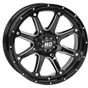 STI - 12 x 7 4/137 5+2 STI (HD4 Gloss Black/Machined)