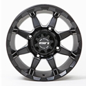 STI - 14 x 7 4/137 5+2 (HD6 Matte Black with Mill Cut)