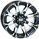 STI - 14 x 7 4/110 2+5 STI (HD3 Black/