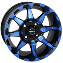 STI - 14 x 7 4/110 5+2 (HD6 Radiant Blue)