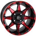 STI - 14 x 7 4/110 5+2 (HD6 Radiant Red)