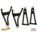 Front Forward Upper & Lower Control Arms Honda Pioneer 1000