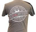 High Lifter Off-Road Park T-Shirt Gray/Red