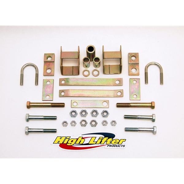 Yamaha Bruin  X Lift Kit