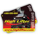 High Lifter E-Gift Card