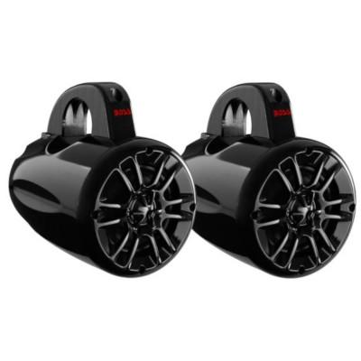 "Polaris Sportsman 850 HO ATV New Boss Audio Waterproof 6.5/"" LED Sound System"