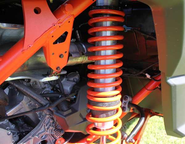 5 Quot Spring Lift Kit Can Am Maverick X3