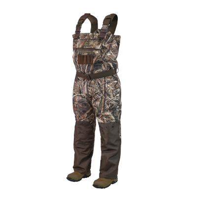 Men's Shield Series Insulated Breathable Waders - Realtree Max-5