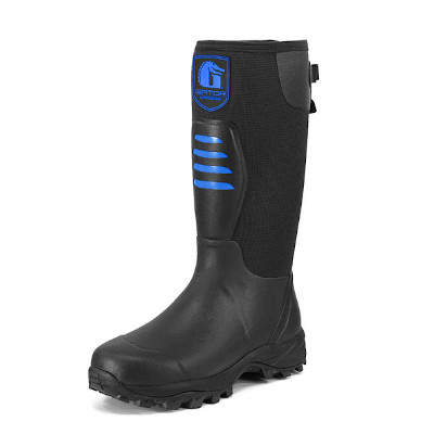 Men's Everglade 2.0 Boots - Black & Blue Insulated