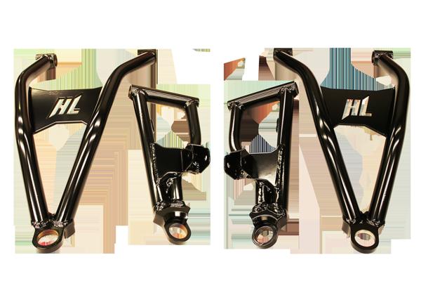 Front Forward Upper & Lower Control Arms Kawasaki Teryx