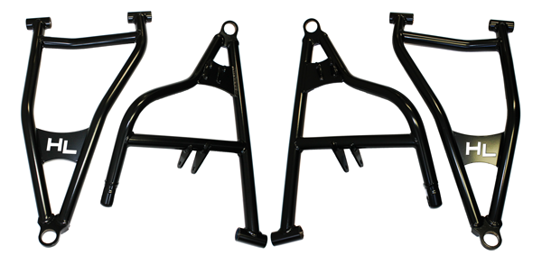 Front Forward Upper & Lower Control Arms Polaris RZR XP 1000