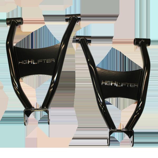 Rear Raked Upper & Lower Control Arm Set Kawasaki Mule Pro