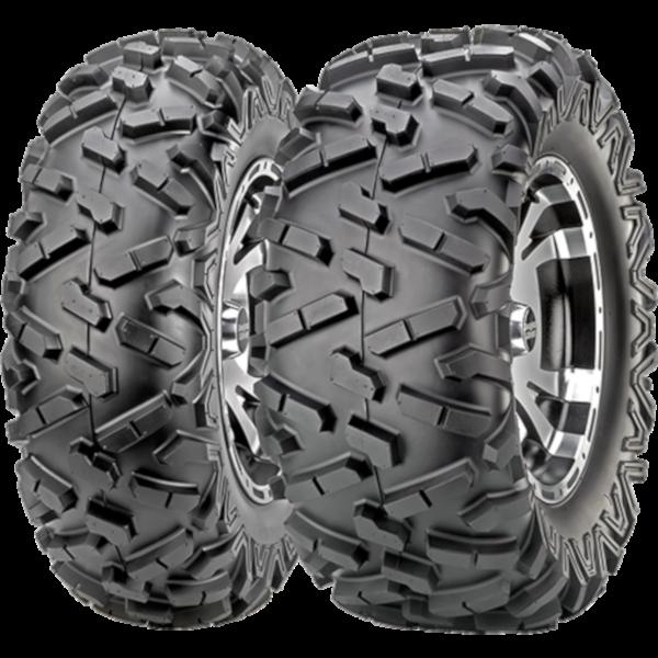 Set of 2 Maxxis 28-9-14 Big Horn Radial ATV UTV Tires BigHorn 2.0 28x9-14