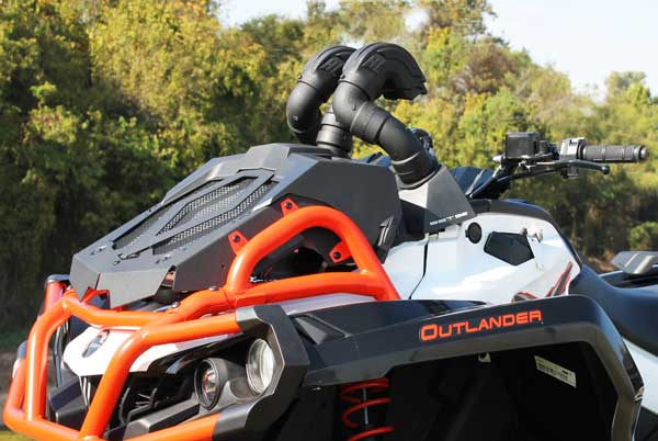 2016Can-AmOutlander 570 DPS High Lifter Radiator Relocation Kit