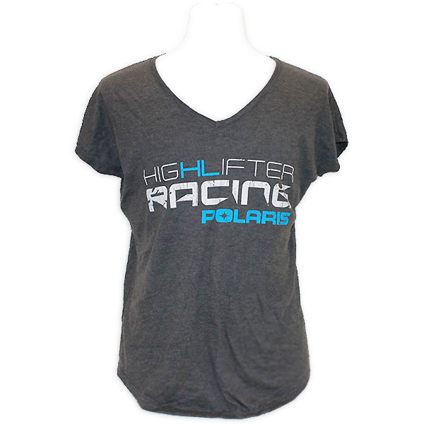 High Womens Shirt Lifter Polaris T Blue Race u3Tl5F1JKc