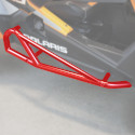 RZR Kickout Guard Red 2 Seat