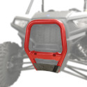 RZR Bull Bar Front Bumper - Red
