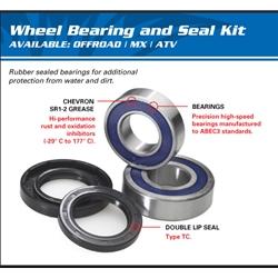 All balls 25-1519 wheel bearing kit 25-1519