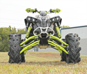 "6"" Big Lift Can-Am Renegade with DHT XL Axles"