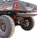 DragonFire ReadyForce Rear Sheet Metal Bumper for Full-Size Ranger and Crew