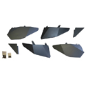 Pursuit UTV 4 Door Inserts Polaris RZR 9/XP1