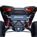 Gibson Polaris Rzr 1000 XP Dual Exhaust, Stainless